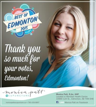 Best of Edmonton 2015