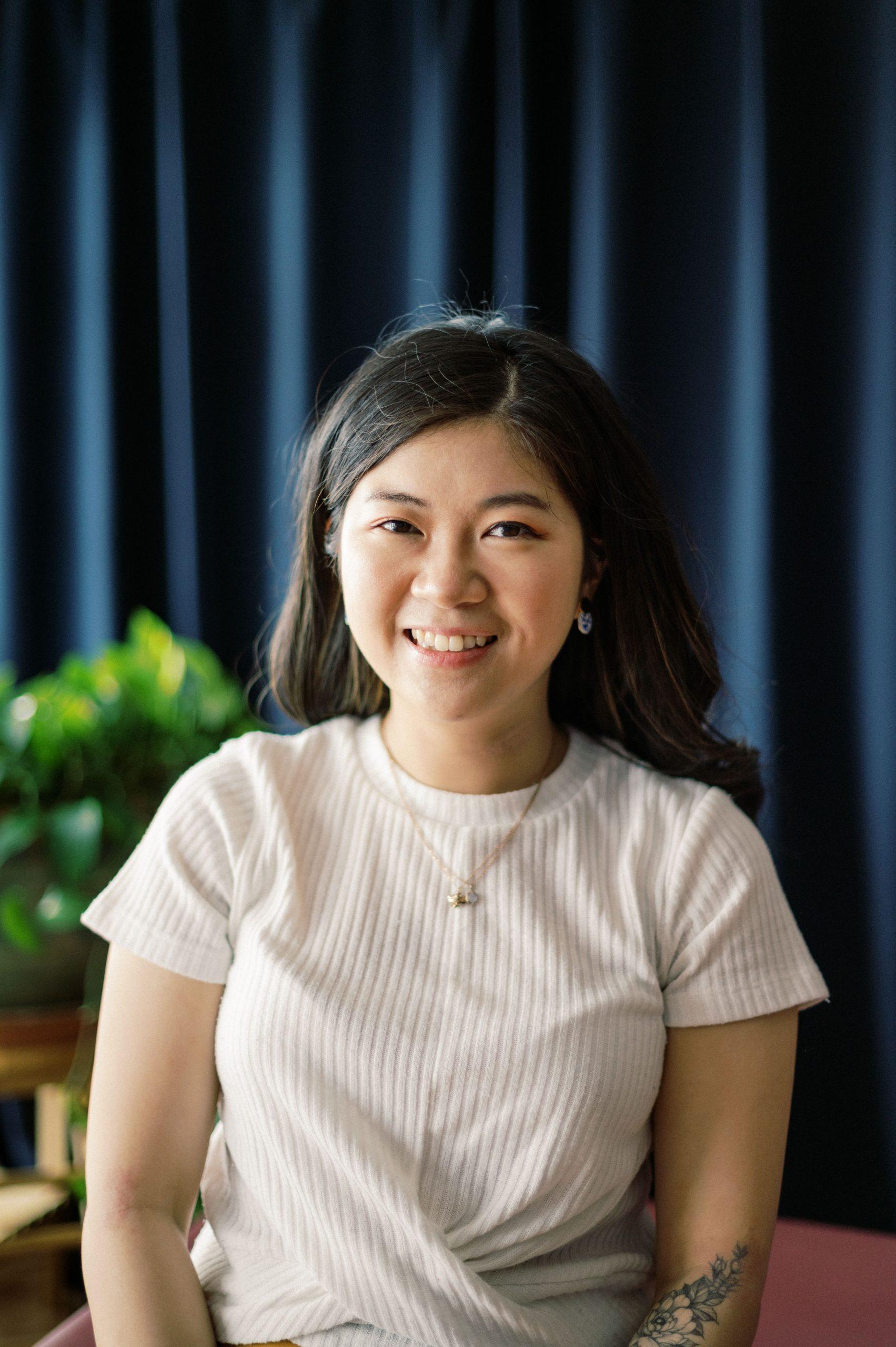 Photo of Rachel Yeap, an acupuncturist at Monica Patt Acupuncture